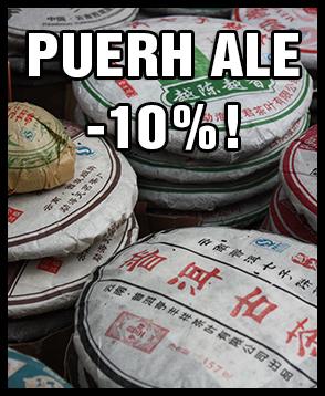 Kaikki Puerh tee nyt -10% tarjoushintaan. Tutustu valikoimaan ja tilaa!